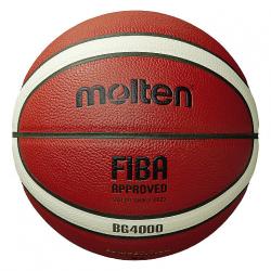 Piłka do koszykówki MOLTEN B6G4000