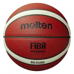 Piłka do koszykówki MOLTEN B6G4500 FIBA