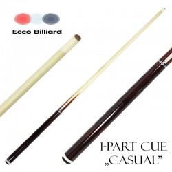 Kij bilardowy POOL ECCO CASUAL 1-cz. 145cm