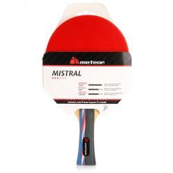 Rakietka do tenisa stołowego METEOR  Mistral - 3 gwiazdkowa