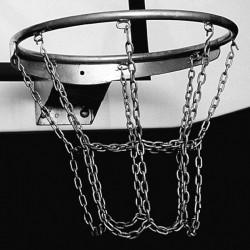 Siatka do koszykówki łańcuchowa - 8 zaciskowa
