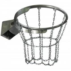 Siatka do koszykówki łańcuchowa - 12 zaciskowa