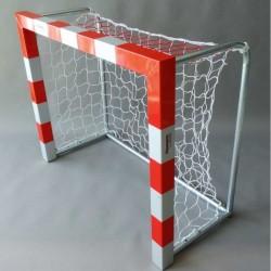 Bramka do piłki nożnej 120x80 cm Aluminiowa PESMENPOL