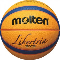 Piłka do koszykówki 3x3 MOLTEN B33T5000 FIBA
