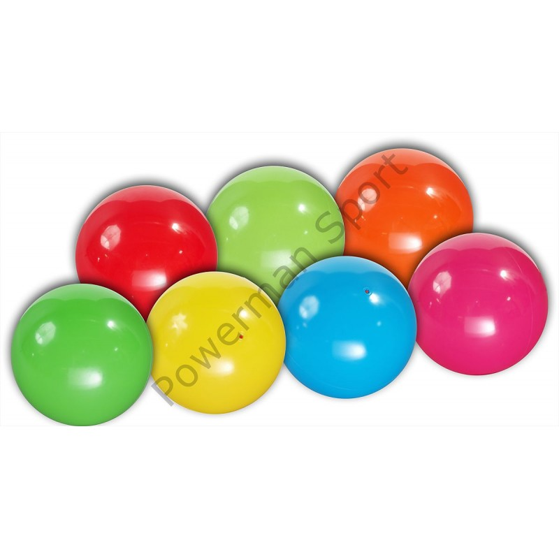 Piłka PVC gumowa gimnastyczna fitness 20cm