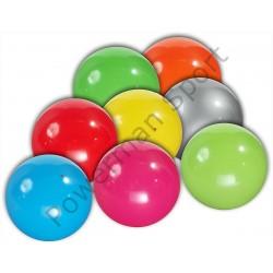 Piłka PVC gumowa gimnastyczna fitness 25cm