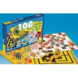 Gra planszowa PIATNIK Zestaw 100 gier