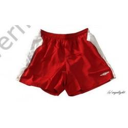 UMBRO Spodenki CHAMPION czerwono-białe