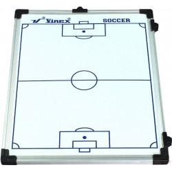 Tablica taktyczna do piłki nożnej 60x45cm