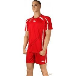 Strój piłkarski VENA TEAM czerwony