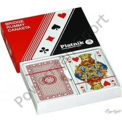 Karty do gry PIATNIK Standard