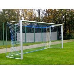 Bramka do piłki nożnej przenośna 5x2 m aluminiowa