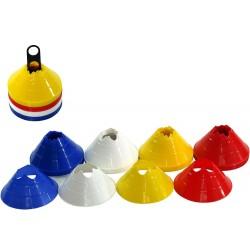 Pachołki treningowe Mini - zestaw 40szt.