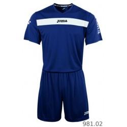 Strój piłkarski JOMA Academy granatowy