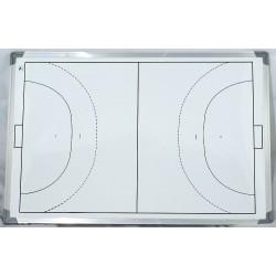 Tablica taktyczna do piłki ręcznej 60x90cm