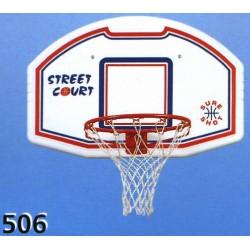 Zestaw do koszykówki SURE SHOT 506
