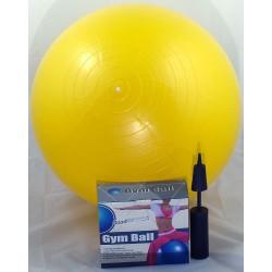Piłka fitness 75cm z pompką ANTARES