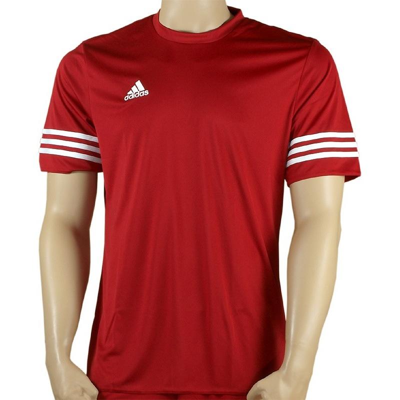 db65346bfd44bd ADIDAS Strój piłkarski ENTRADA 14 czerwony - Sklep sportowy POWERMAN ...