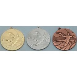 Medal piłka ręczna 3750 kpl 3szt. śr.50mm