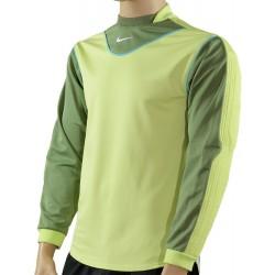 NIKE Bluza bramkarska juniorska zielona