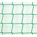Siatka na bramkę do piłki nożnej 5x2x1x1,5 - 4mm monocolor EL LEON DE ORO