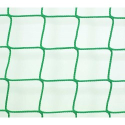 Siatka do piłki nożnej 5x2x1x1,5 - 4mm monocolor EL LEON DE ORO