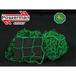 Siatka na bramkę do piłki nożnej-ręcznej 3x2x0,8x1 - 5mm monocolor EL LEON DE ORO