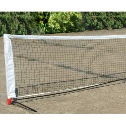 Siatka do badmintona wolnostojące regulowane z siatką