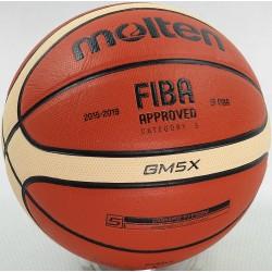 Piłka do koszykówki MOLTEN GM5X