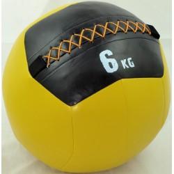 ALLRIGHT Piłka lekarska WALL BALL 6kg