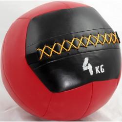 ALLRIGHT Piłka lekarska WALL BALL 4kg