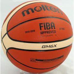 Piłka do koszykówki MOLTEN GM6X