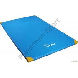 Materac gimnastyczny POLIMAT 200x120x5cm lekki