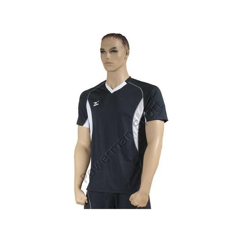 Koszulka siatkarska męska MIZUNO CLUB czarna