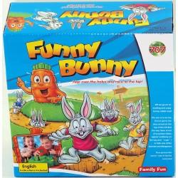 Gra funny bunny