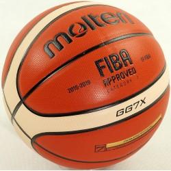 Piłka do koszykówki MOLTEN GG7X (BGG7X) FIBA