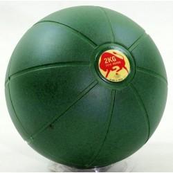 Piłka lekarska gumowa TRIAL 2kg