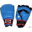 Rękawice do MMA niebieskie MATSA