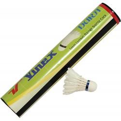 Lotki do badmintona piórowe VINEX Dura tuba - 10szt.