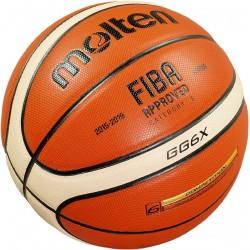 Piłka do koszykówki MOLTEN GG6X (BGG6X) FIBA