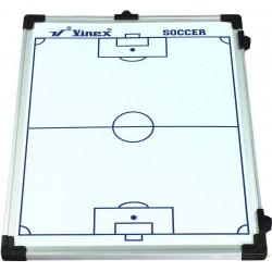 Tablica taktyczna do piłki nożnej 90x60cm