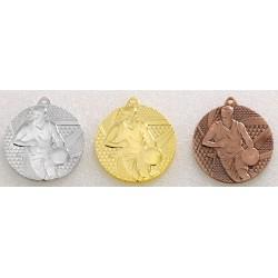 Medal koszykówka 6850 kpl 3szt. śr.50mm