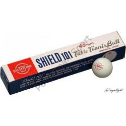 Piłeczki do tenisa stołowego SHIELD - 6szt.