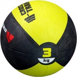 Piłka crossfit - lekarska 3kg METEOR
