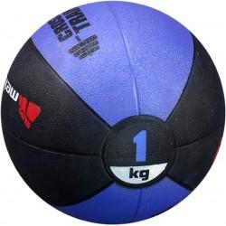 Piłka crossfit - lekarska 1kg METEOR