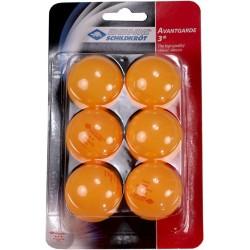 Piłeczki do tenis stołowego DONIC Avantgarde 3* 6szt.