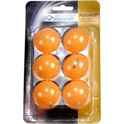 Piłeczki do tenis stołowego DONIC Prestige 2* 6szt.