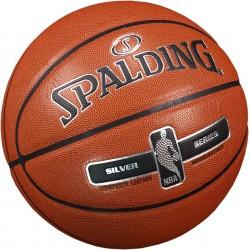 Piłka do koszykówki SPALDING NBA SILVER (7)