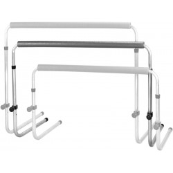 Płotek aluminiowy samowstający 56-85cm