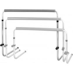 Płotek aluminiowy samowstający 66-106cm